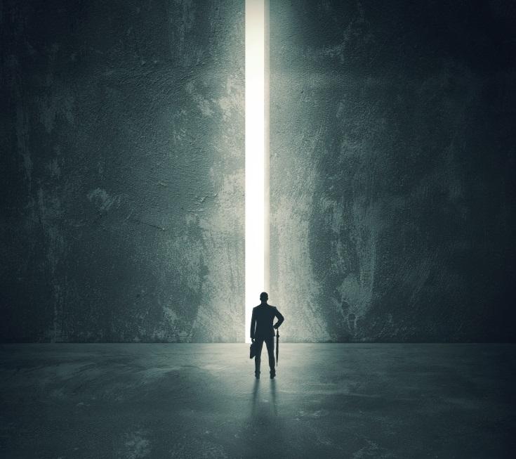 light-open-door