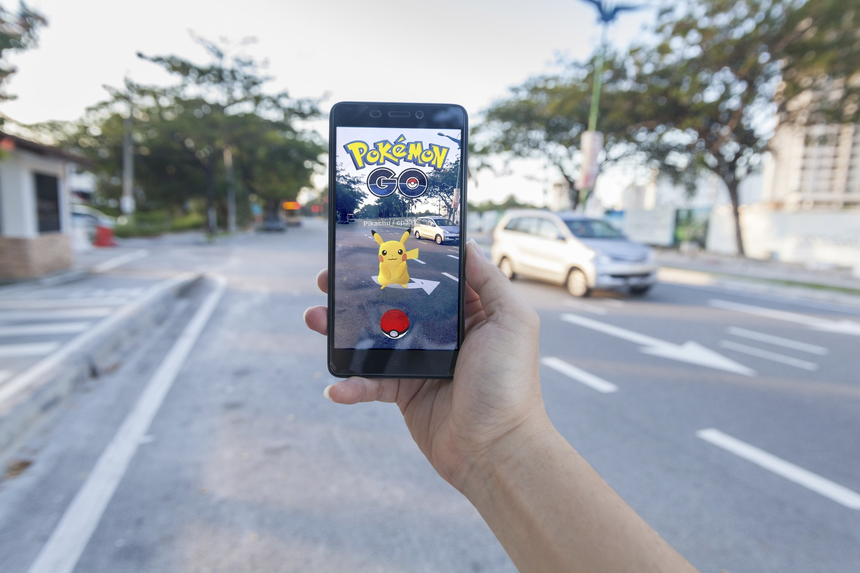Pokemon Go gamification