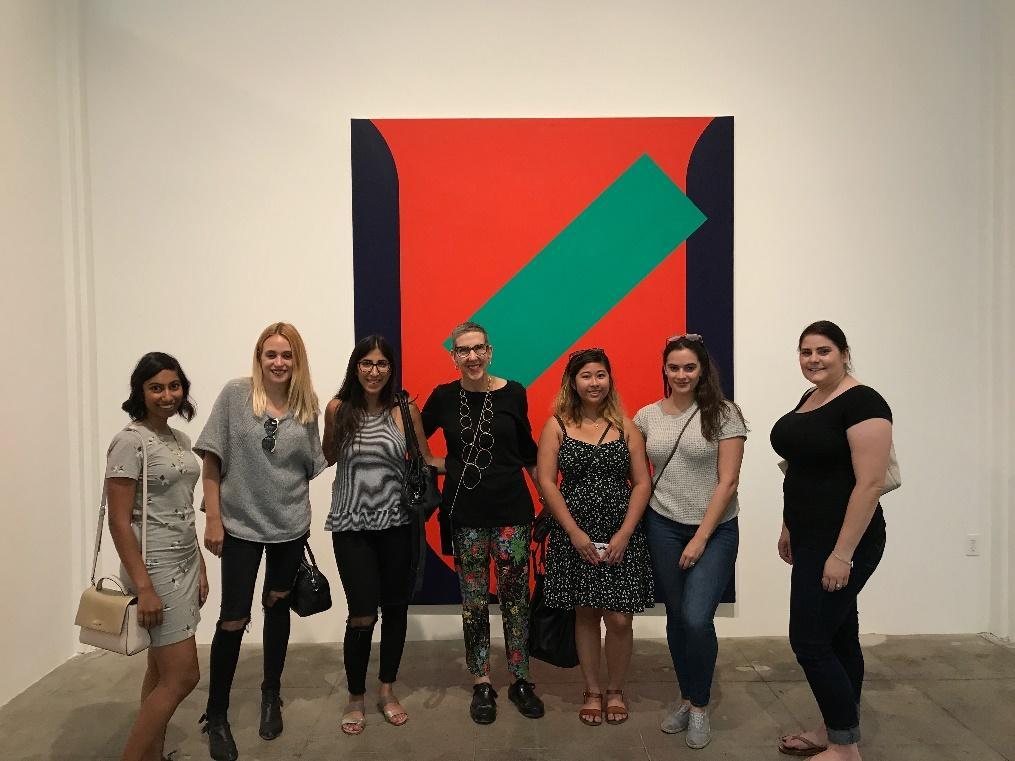 Berbay Goes on Art Muse LA Tour