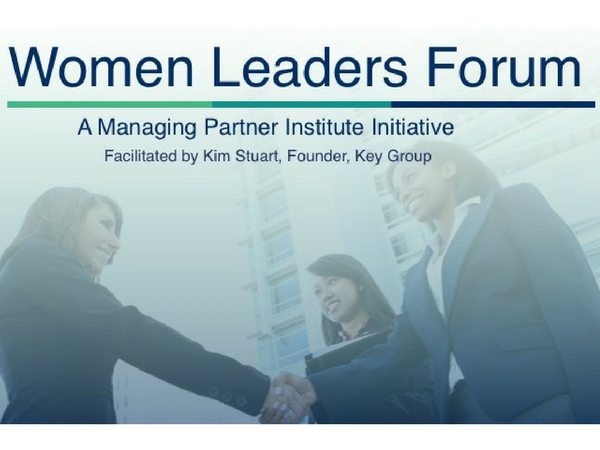 Women Leaders Forum