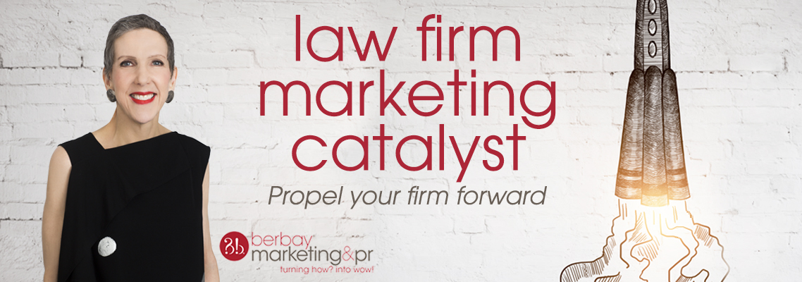 Law Firm Marketing Catalyst: Propel your firm forward