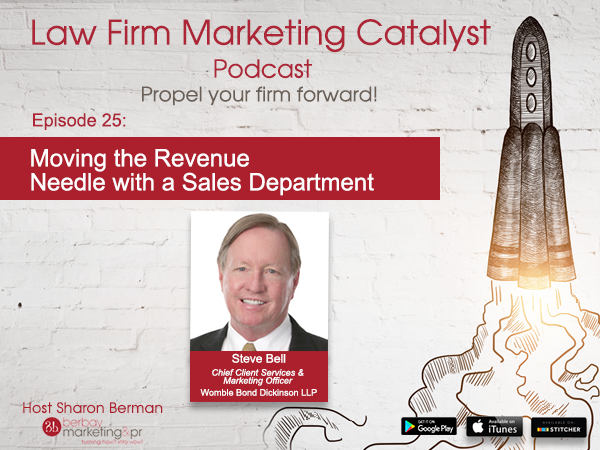 Podcast: Moving the Revenue Needle with a Sales Department
