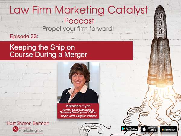 Podcast: Keeping the Ship on Course During a Merger
