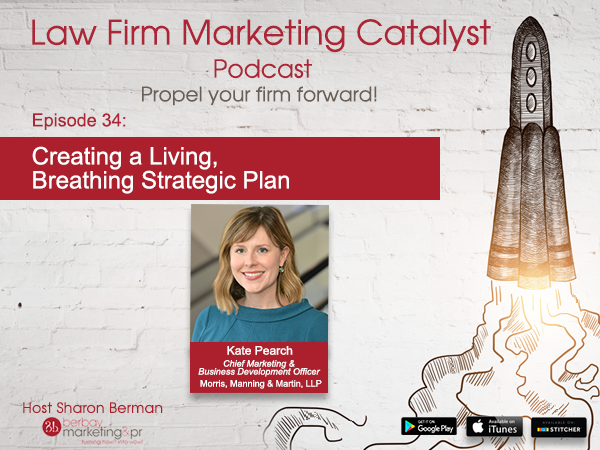 Podcast: Creating a Living, Breathing Strategic Plan