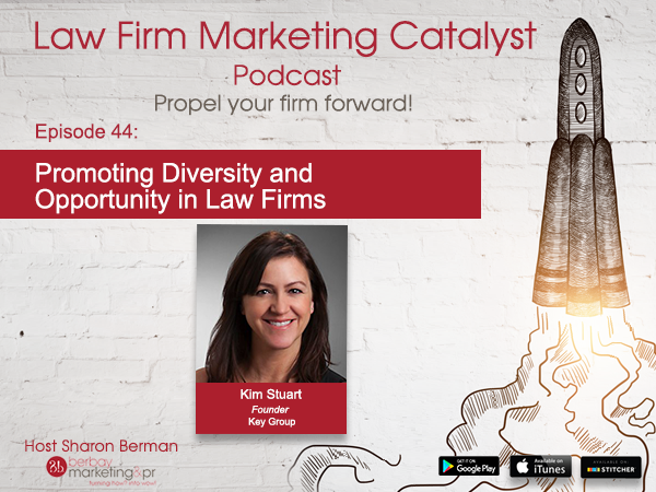 Podcast: Promoting Diversity and Opportunity in Law Firms