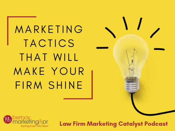 Marketing tactics that will make your firm shine