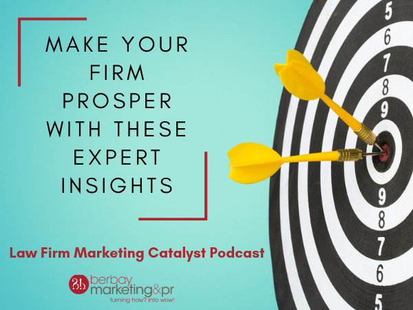 Make your firm prosper with these expert insights