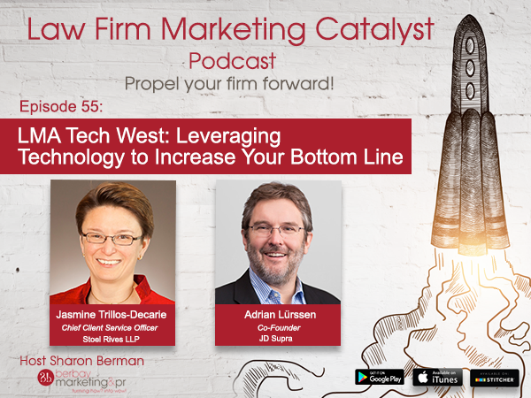 Podcast: LMA Tech West: Leveraging Technology to Increase Your Bottom Line
