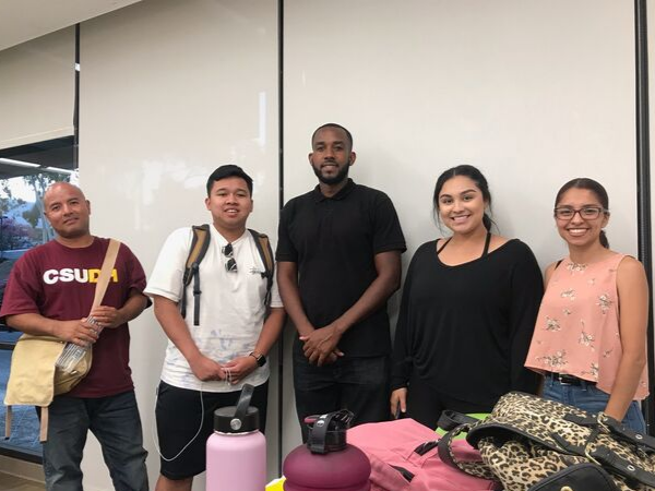"""California State University Dominguez Hills Students Present on Berbay for """"Intro to Public Relations"""" Project"""