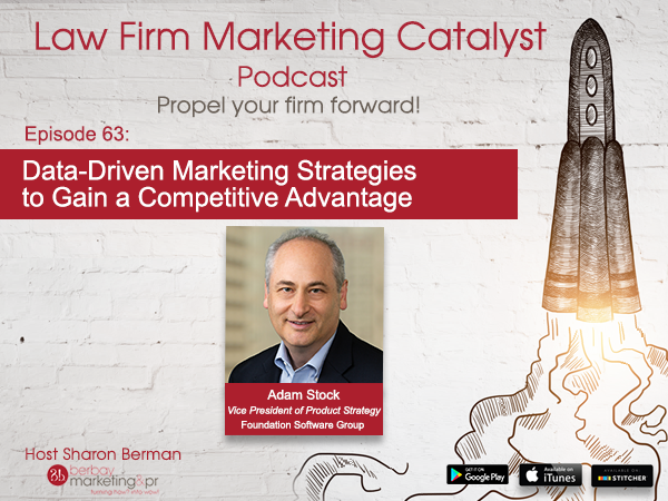 Podcast: Data-Driven Marketing Strategies to Gain a Competitive Advantage