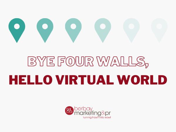 Virtual move announcement