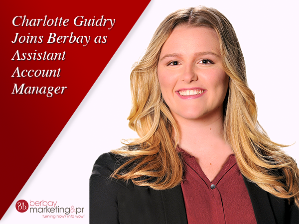 Charlotte Guidry New Hire Announcement